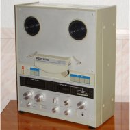 Катушечные советские магнитофоны.