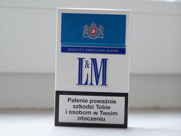 Сигареты L{amp}amp;М (ЛМ)