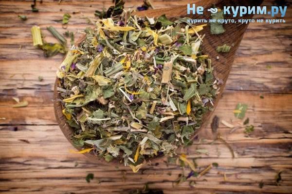 состав травяного чая для похудения