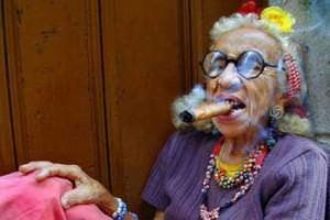 Курящим мужчинам грозит слабоумие