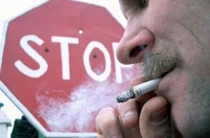 Украинцы поддерживают законопроект, запрещающий курение в общественных местах