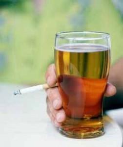 влияние алкоголя и курения на потенция