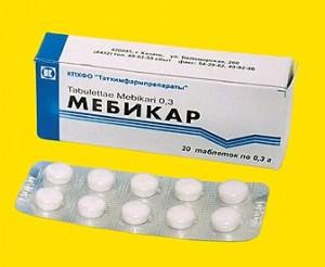 мебикар таблетки инструкция по применению - фото 10