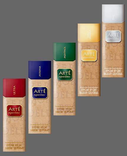 Ароматизированные сигареты женские 94