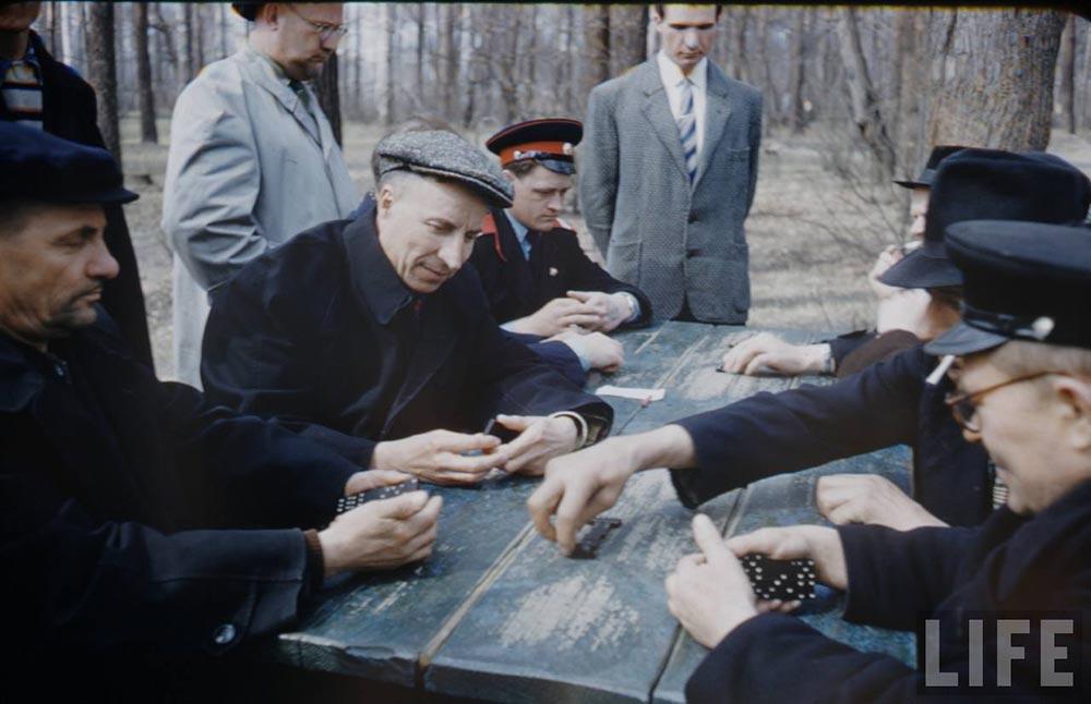 Индустрия азартных развлечений в СССР