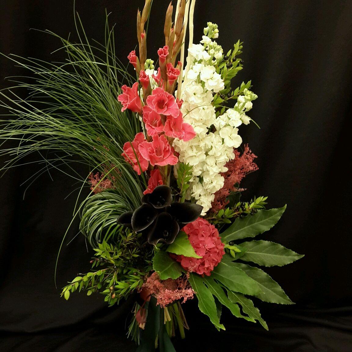 Невесты флористической, оформление цветов составления букетов