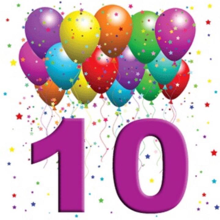 Поздравить девочку с 10 месяцами в стихах