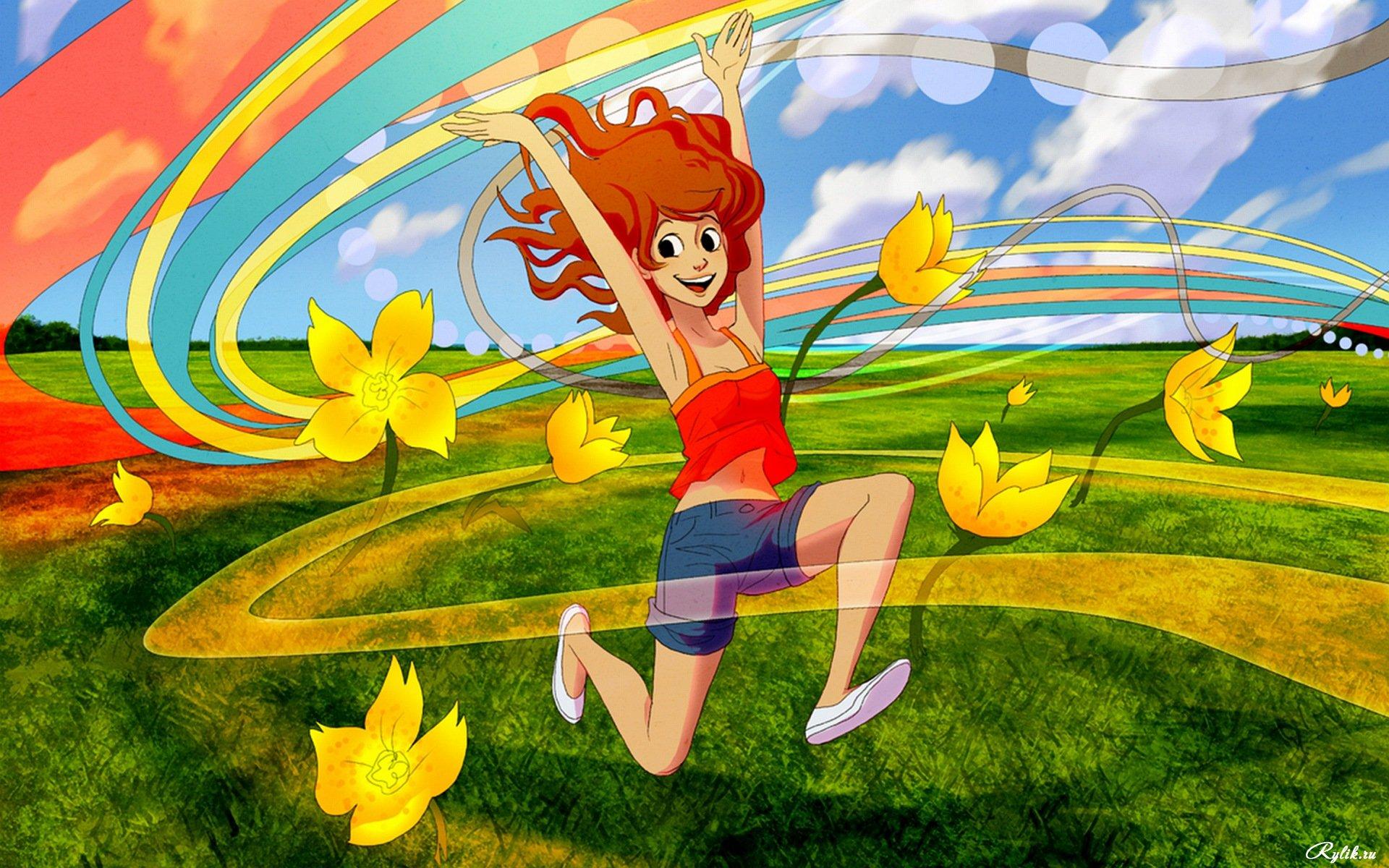 Картинки на тему хорошее настроение, радость
