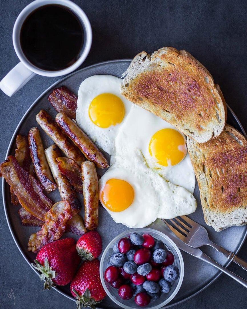 очень красивые завтраки картинки картинку рифленой задней
