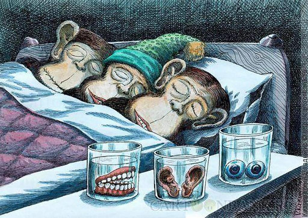 Картинки приколы на ночь