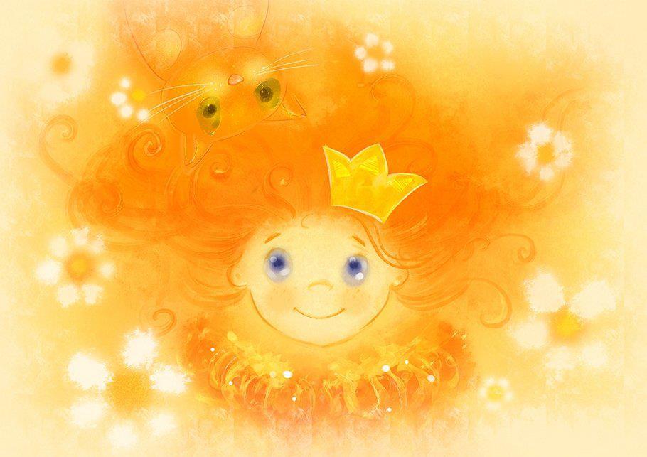 Днем рождения, открытки солнечный зайчик