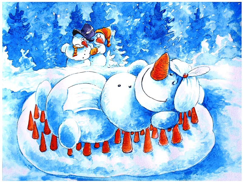 Поздравление йогов с новым годом