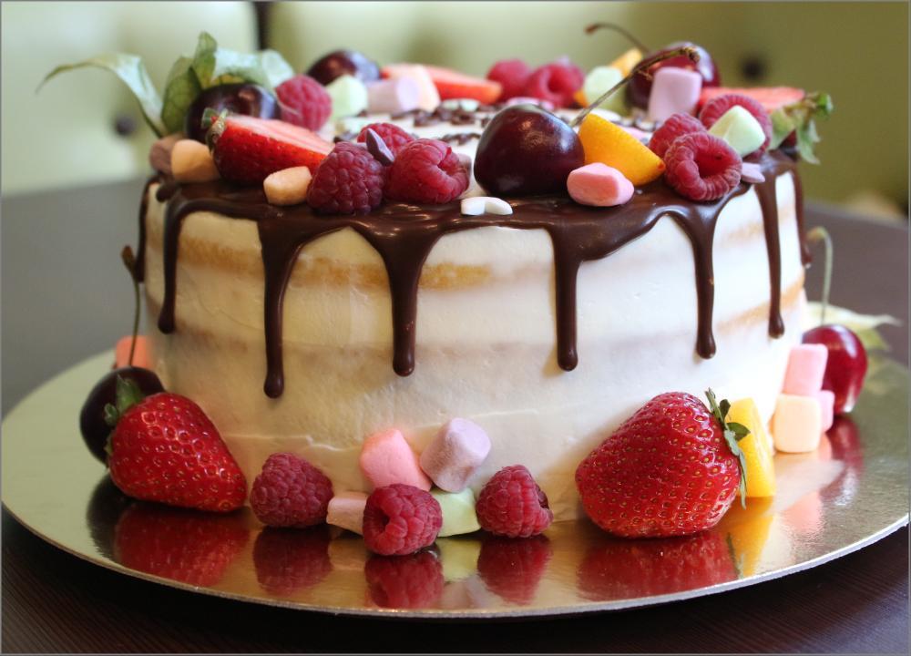 Фото открытки торты, любимой теще