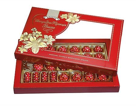 Открытка для светки конфетки