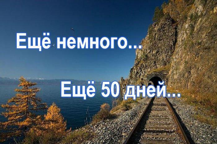 Поздравления с 50 дней до дембеля
