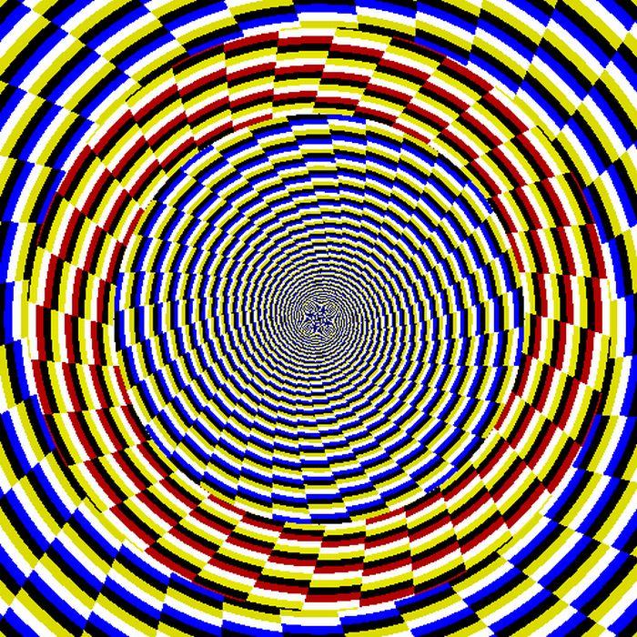 Обман зрения в картинках гипноз