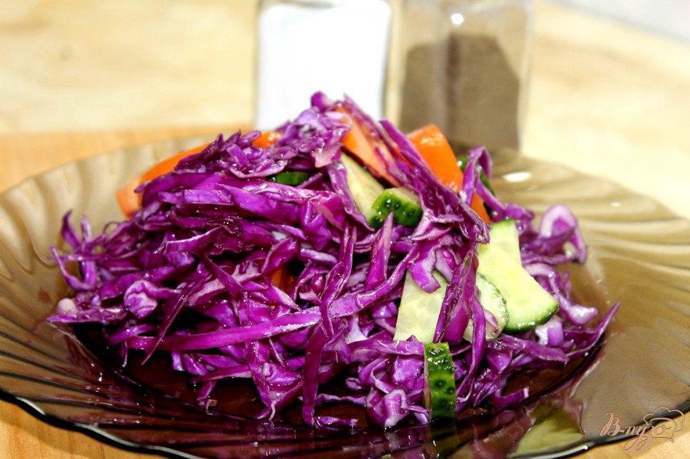 прогресс, салаты из фиолетовой капусты рецепты с фото семафор это способ
