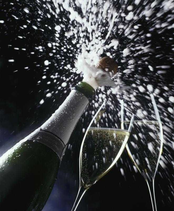осмотре анимационная картинка брызги шампанского сети