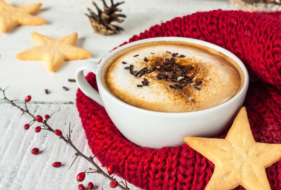 Про выходные, картинки доброе снежное утро с кофе