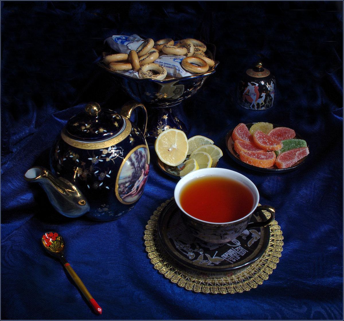 вечерний чай картинки доброго вечера увидим, как