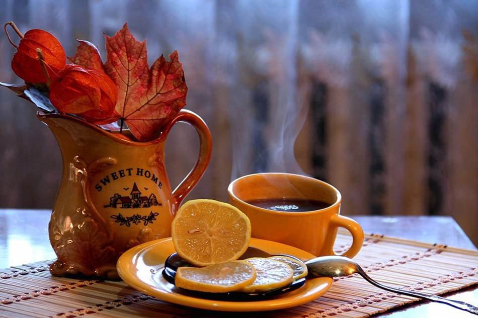 Открытка теплое доброе утро