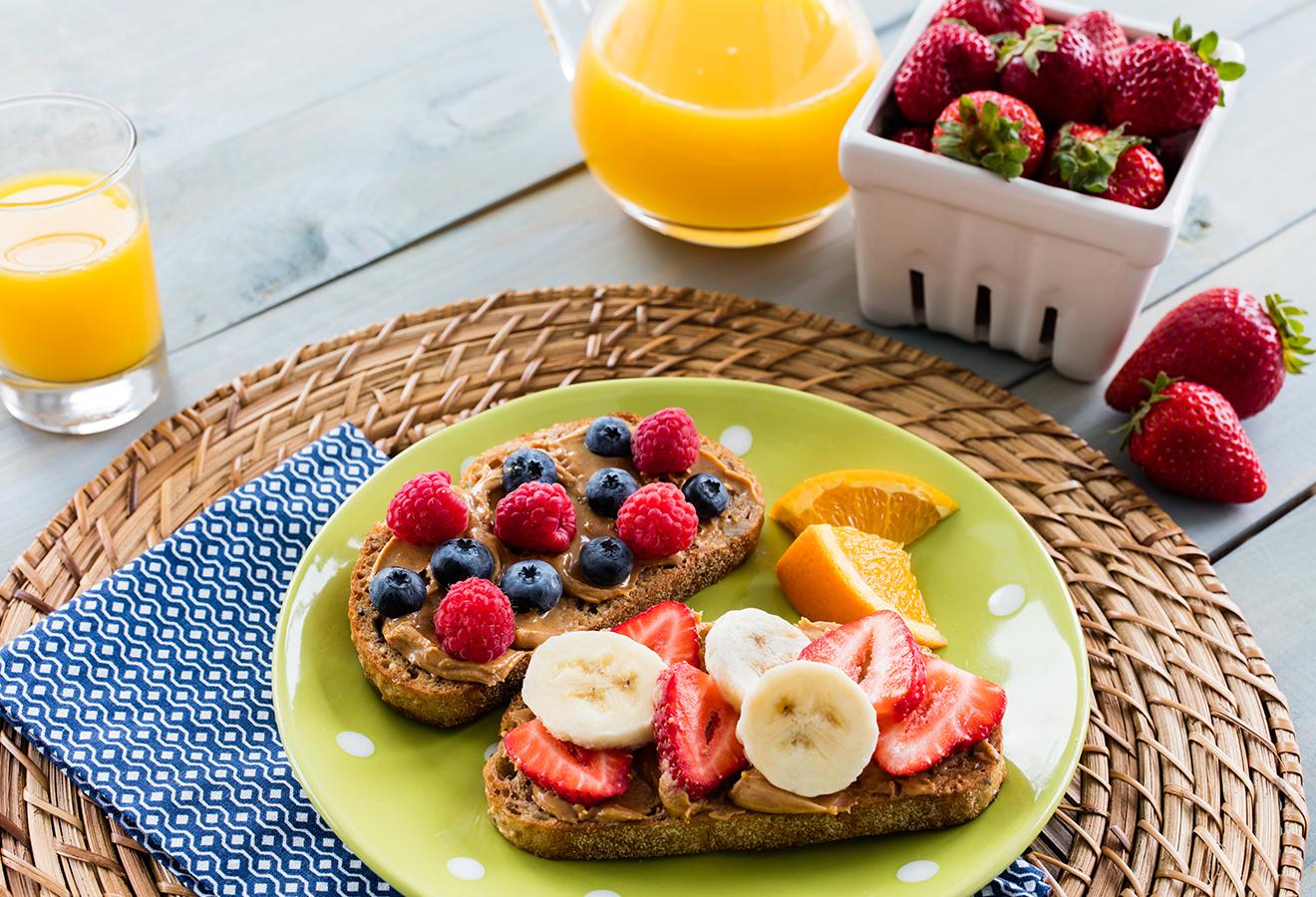 Весна природа, картинки с добрым утром вкусные завтраки