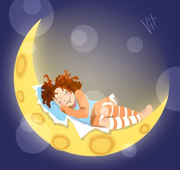 Открытки на ночь перед сном