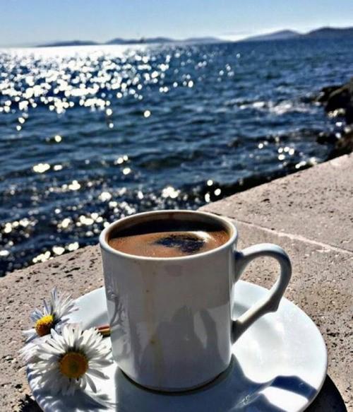 Доброе утро очень красивые картинки с морем, картинки жене днем