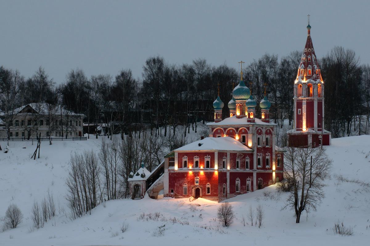 Тутаев картинки города