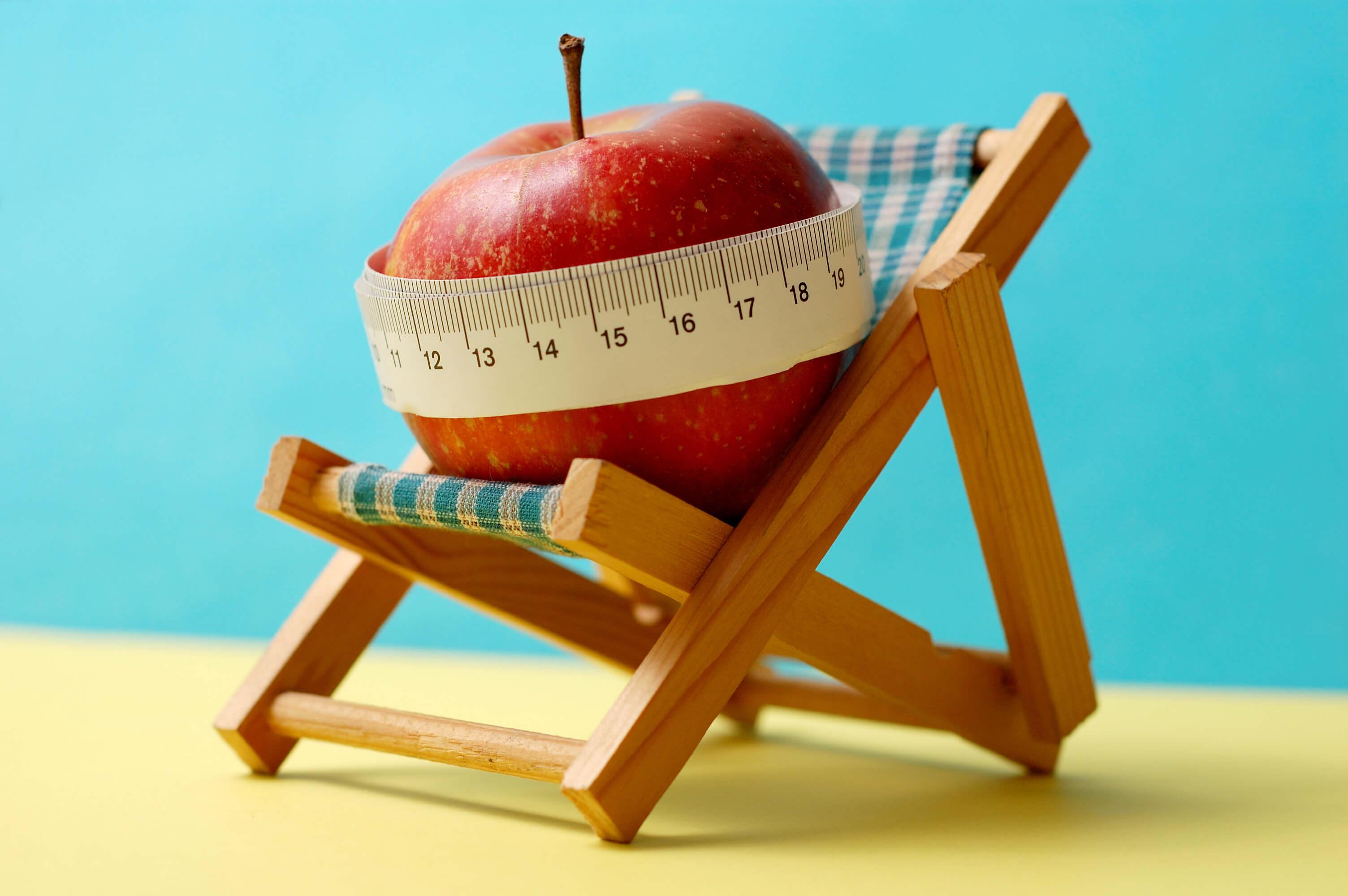 Популярные диеты к лету