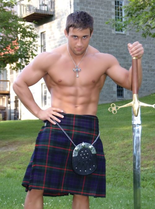 Scottish men hot — photo 5