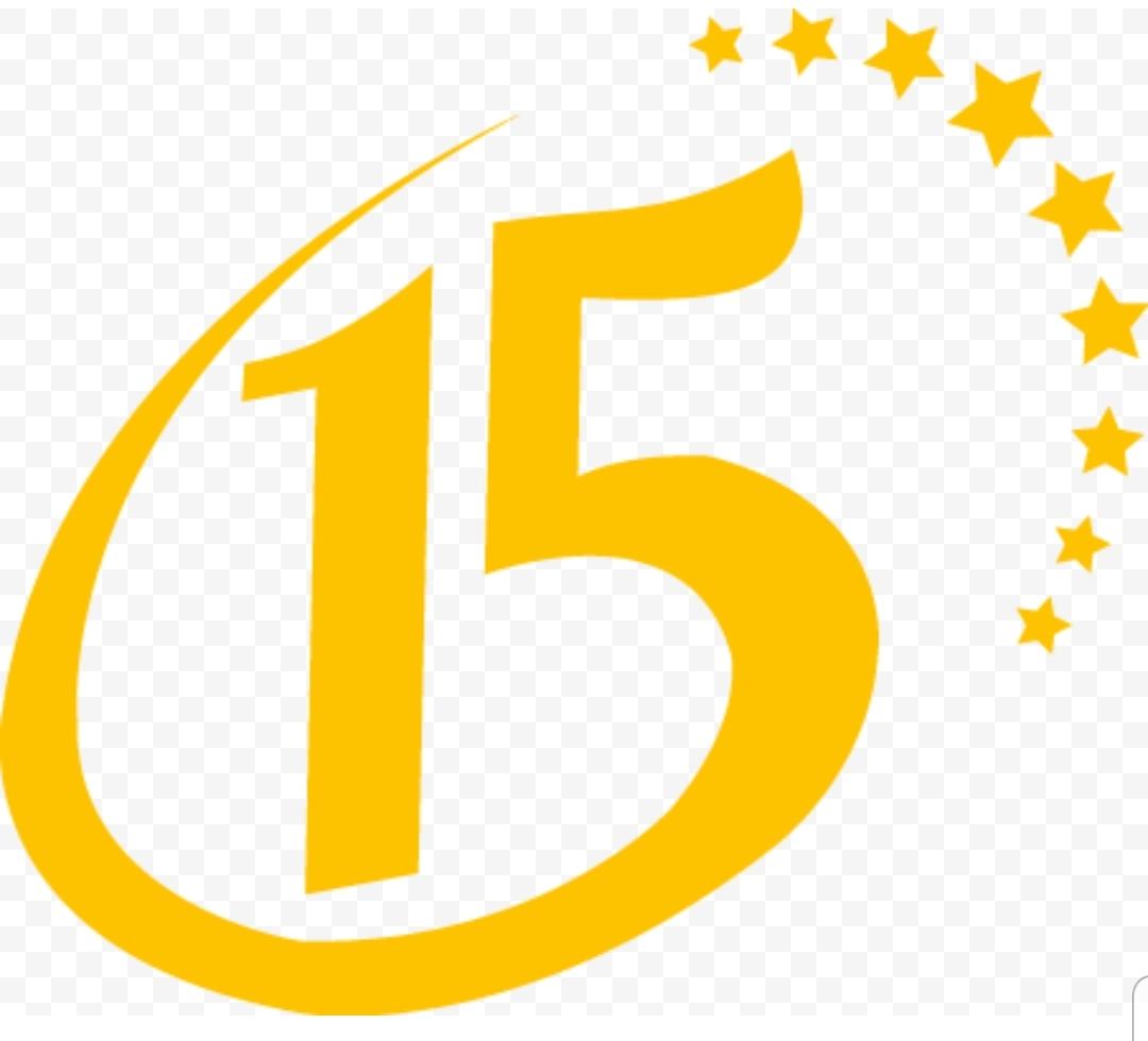 Празднику ноября, картинка с надписью 15 лет
