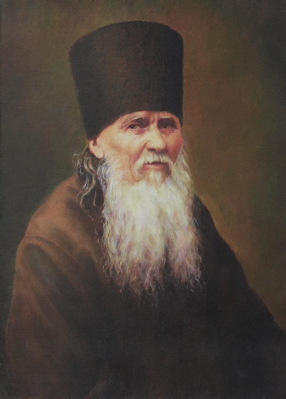 Молитва от курения Амвросию Оптинскому