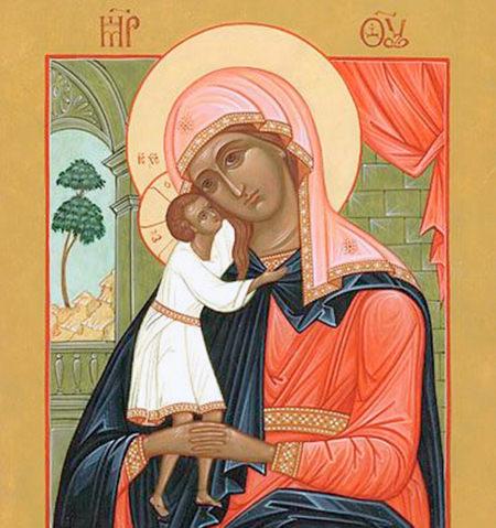 Молитва от курения перед иконой Взыскание погибших