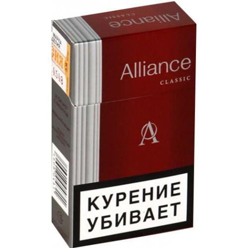 Сигареты Alliance (Альянс)