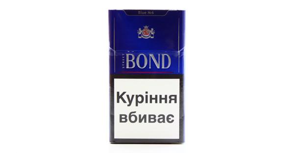 Сигареты Bond, Бонд