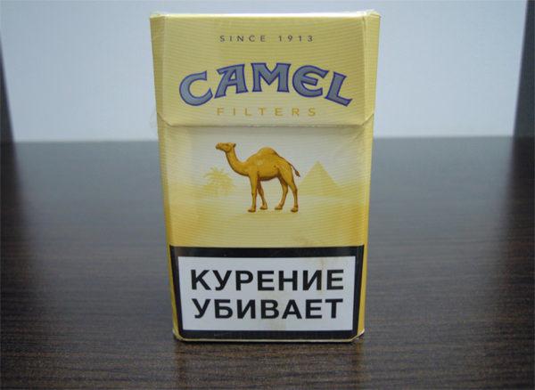 Сигареты Camel (Кэмел)