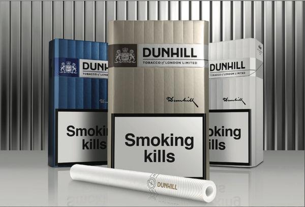 Сигареты Dunhill (Данхил)