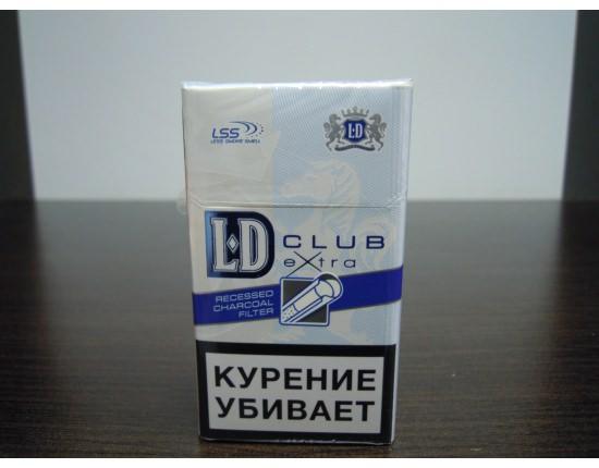 Сигареты LD ЛД