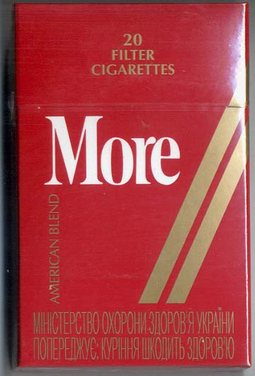 Сигареты More (Море)