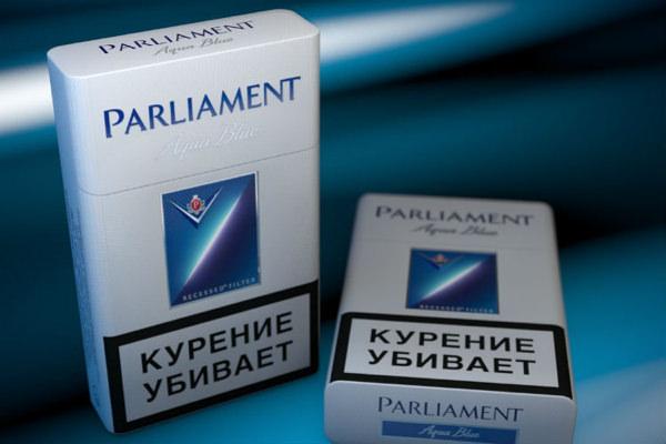 Сигареты Парламент (Parliament)