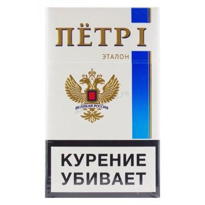 Сигареты Петр Первый 1