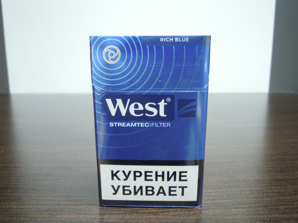 Сигареты West Вест