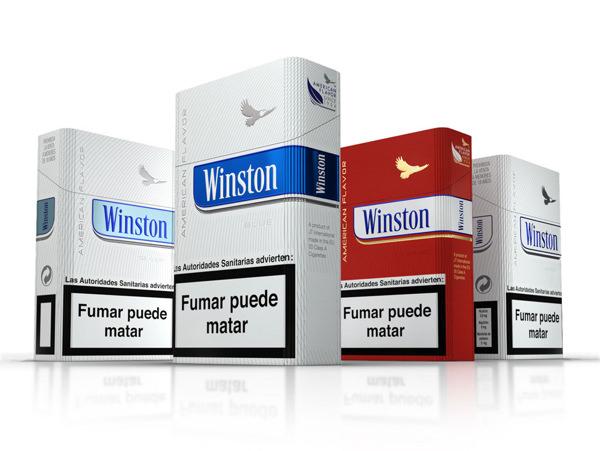 Сигареты Winston (Винстон)