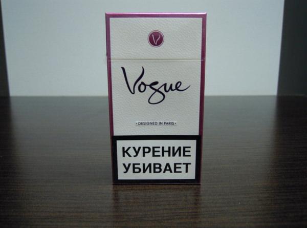 Сигареты Vogue (Вог)