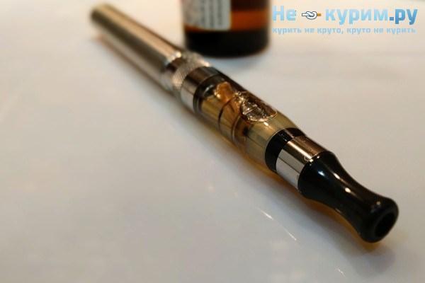 Кашель при курении электронных сигарет
