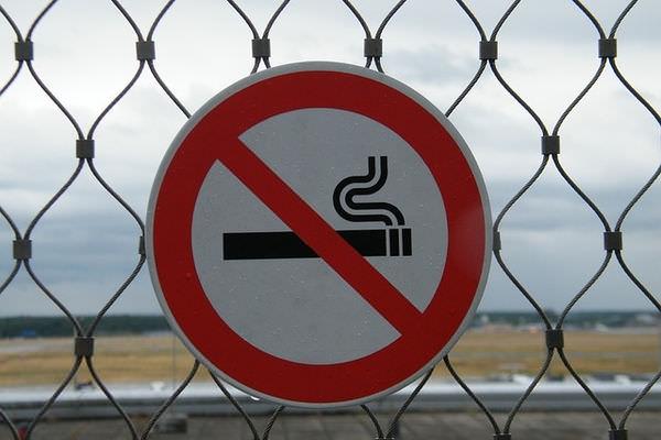 Где запрещено курить в россии список мест