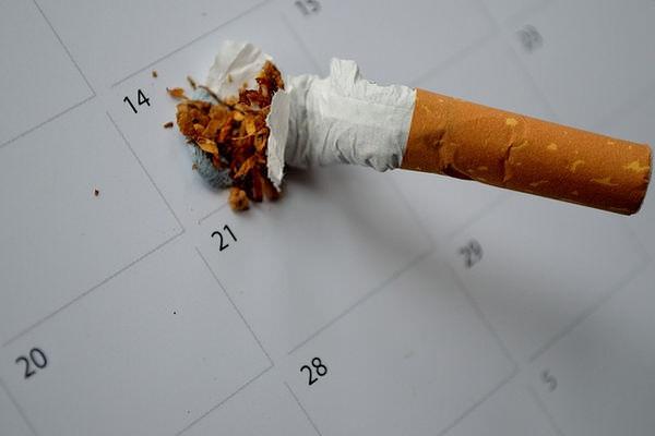 Даже одна сигарета является угрозой