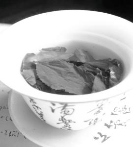 Что будет если курить зеленый чай