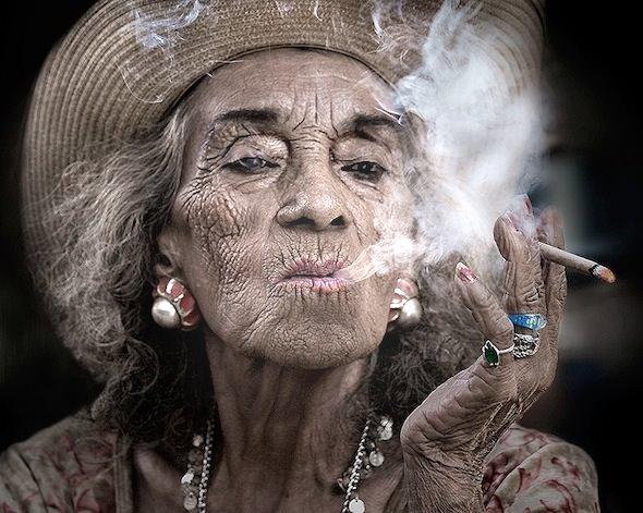 Влияние сигарет на организм женщины